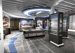 Design for Visitor Center