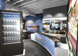 Welcome Center Design