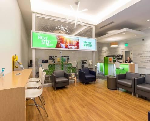 Customer Experience Media Area