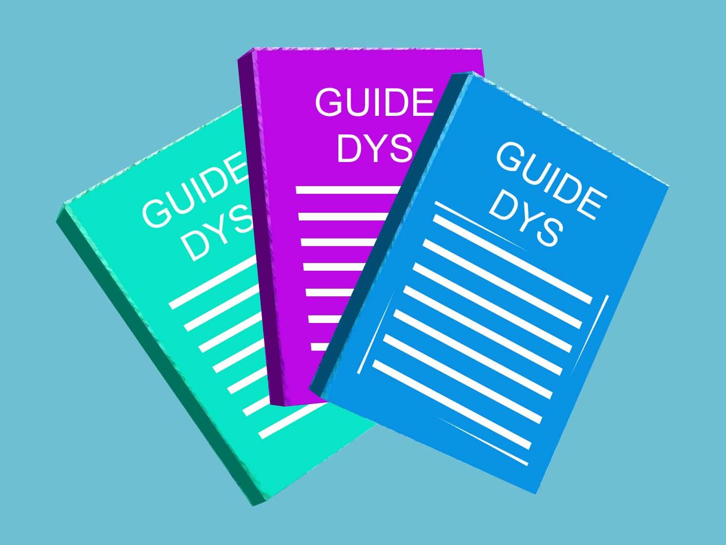 You are currently viewing Les guides dyslexies pour les aménagements scolaires
