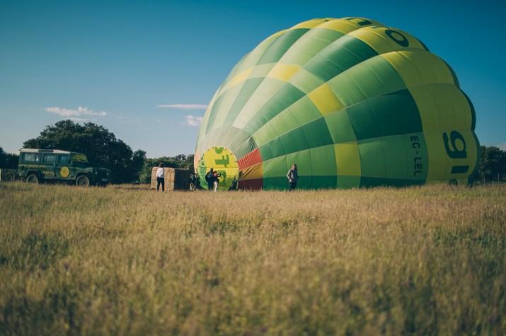 Hot air ballooning Seville-11
