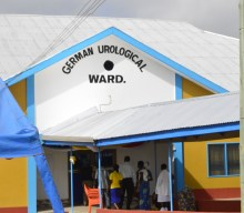 DEDICATION OF THE GERMAN UROLOGICAL WARD, WENCHI METHODIST HOSPITAL (10TH JUNE, 2017)