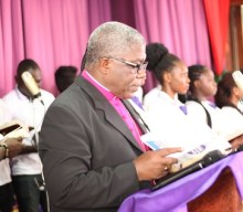 Nine Lessons and Carol Service observed at the Conference Office