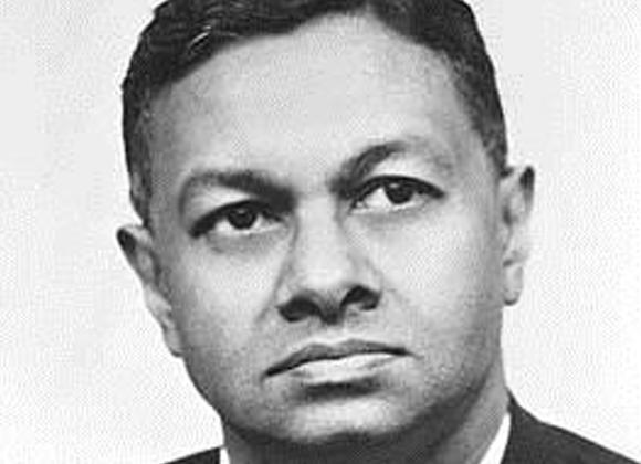 Niles, D(aniel) T(hambyrajah) (1908-1970)