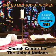 Blessed Are the Peacemakers: The Church Center for the United Nations