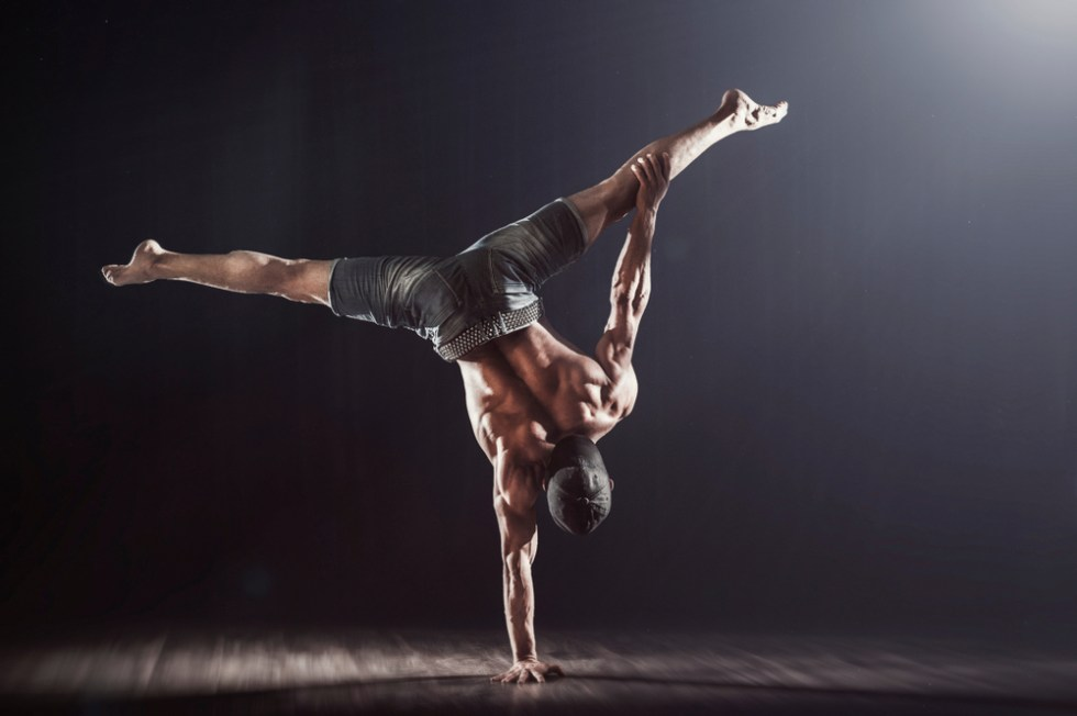 Calisthenics-handstand