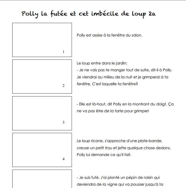 Polly chapitre 2