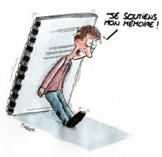 soutenance du mémoire