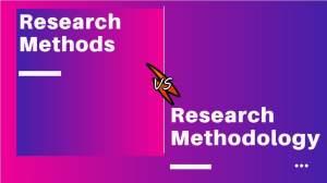 différence entre méthode et méthodologie