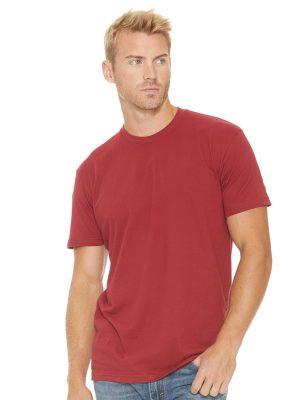 Method Printing - Next Level 3600 - Custom Printed Shirt - Model