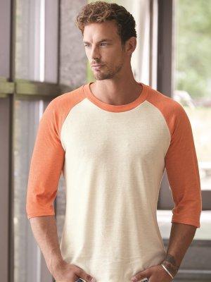 Method Chicago Screen Printing - Alternative Apparel Raglan Shirt