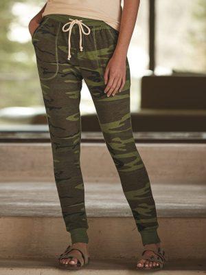 Method Chicago Screen Printing - Alternative Apparel Ladies Fit Classic Joggers