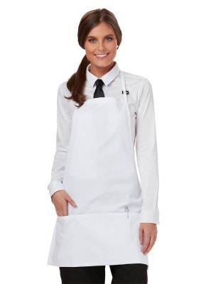 Method Chicago Screen Printing and Embroidery - Custom Printed Dickies Bib Apron