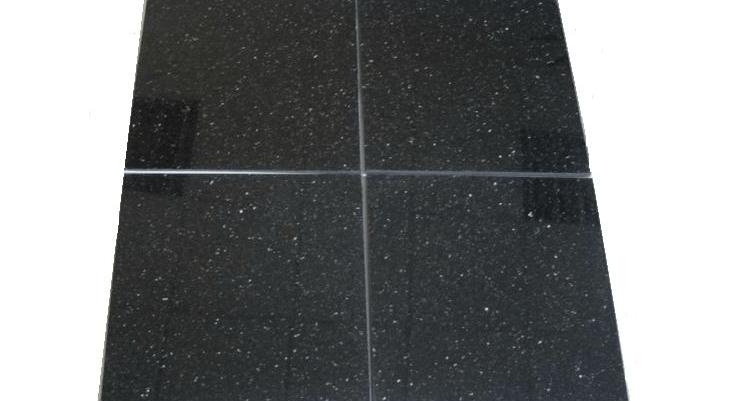 granite tiles on floor stairs walls