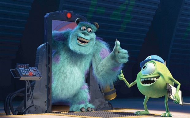 You're watching Pixar wrong: Monsters in the closet - Methods Unsound