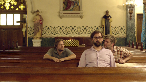 james murphy and tim and eric in the comedy