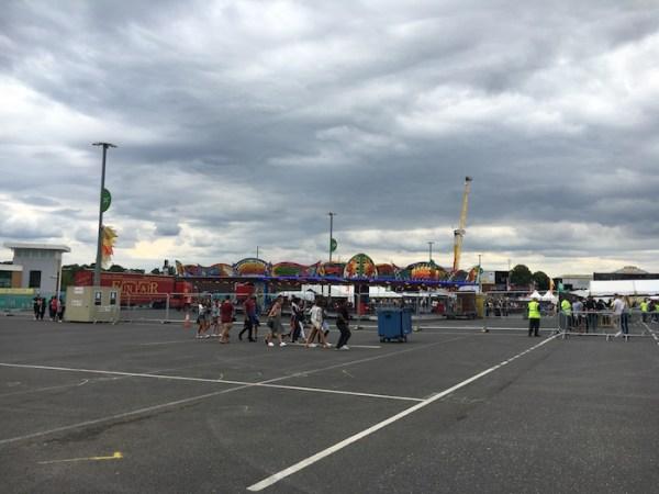 MySliceFest Carpark