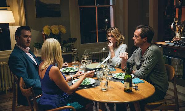 the ones below dinner party