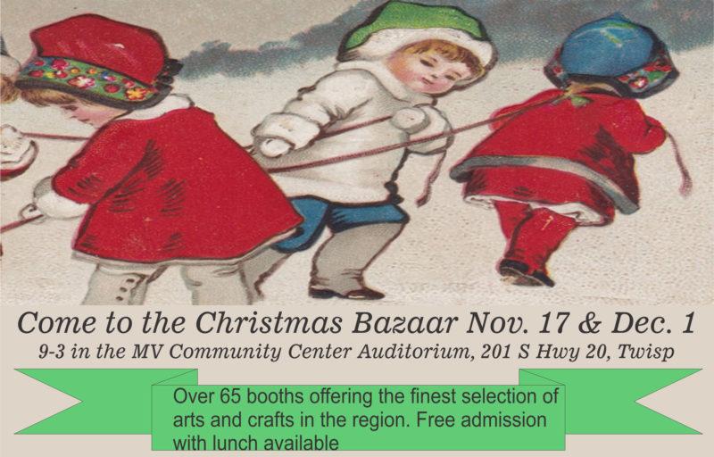 Christmas Bazaar Crafts