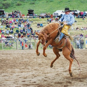 Methow Valley Labor Day Rodeo cuts loose