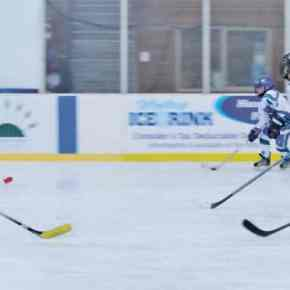 Winter Classic draws hockey players to Winthrop rink