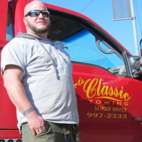 Welborn brothers purchase Classic Towing