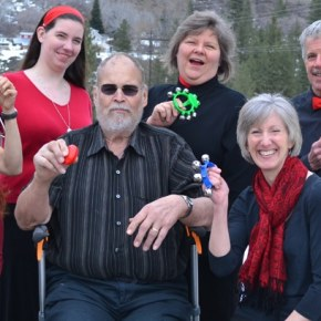 Methow Valley Jazz Choir to present swingin' tunes in three April concerts