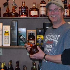 Wine Shed offers fine wines, beer and 'top-shelf' spirits