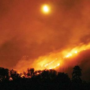 Fire relief and recovery group offers help