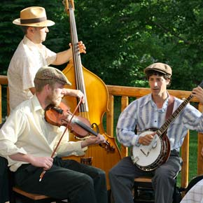 Shafer celebrates traditional music with Cascadia