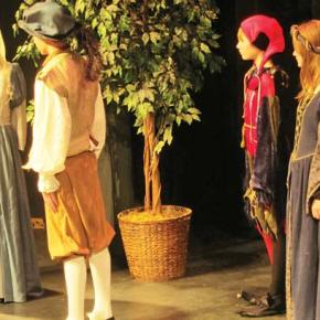 As You Like It opens on Friday at The Merc