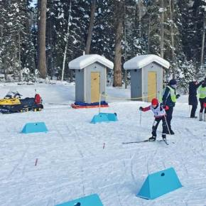 Biathlon team does well at West Kelowna competition