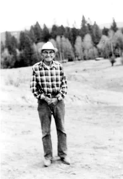Photo courtesy of Wenatchee Valley Museum Jerome Miller