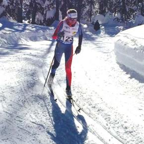Nordic team members compete at venues in Washington, Oregon and Michigan