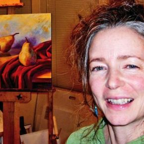 Kaup is new artist-in-residence at Confluence