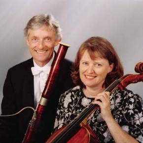 Renowned cello, bassoon duo in concert at The Merc Playhouse