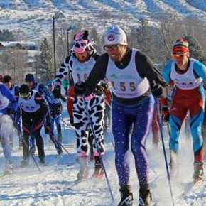 Local competitors take many top spots in Ski Rodeo