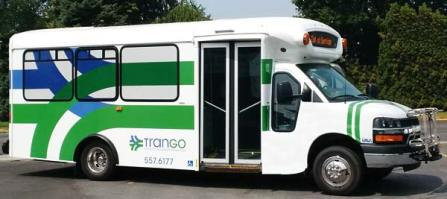 Photo courtesy of TranGo TranGO buses will become a familiar sight in the Methow Valley starting this summer.