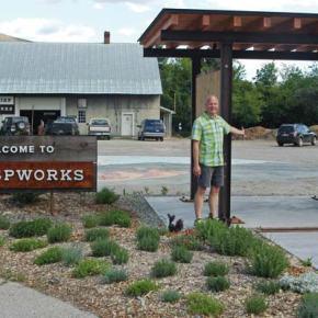 Community plaza next phase of TwispWorks development