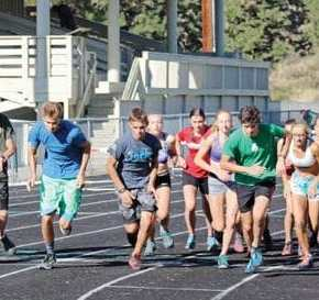 Liberty Bell cross-country teams ready to run