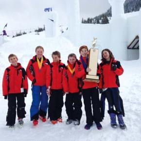 Loup Ski Team takes six to White Pass, Catlin wins Bantam Cup