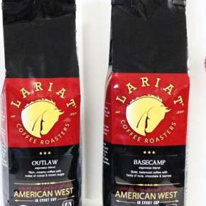 Lariat wins two medals at North American roasters' competition