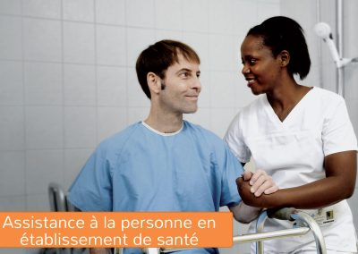 Assistance à la personne en établissement de santé (APES)