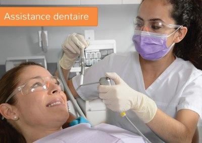 Assistance dentaire (AD)