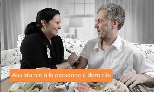 Assistance à la personne à domicile (APAD)