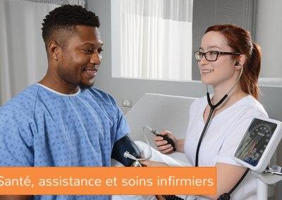 Santé, assistance et soins infirmiers (SASI)