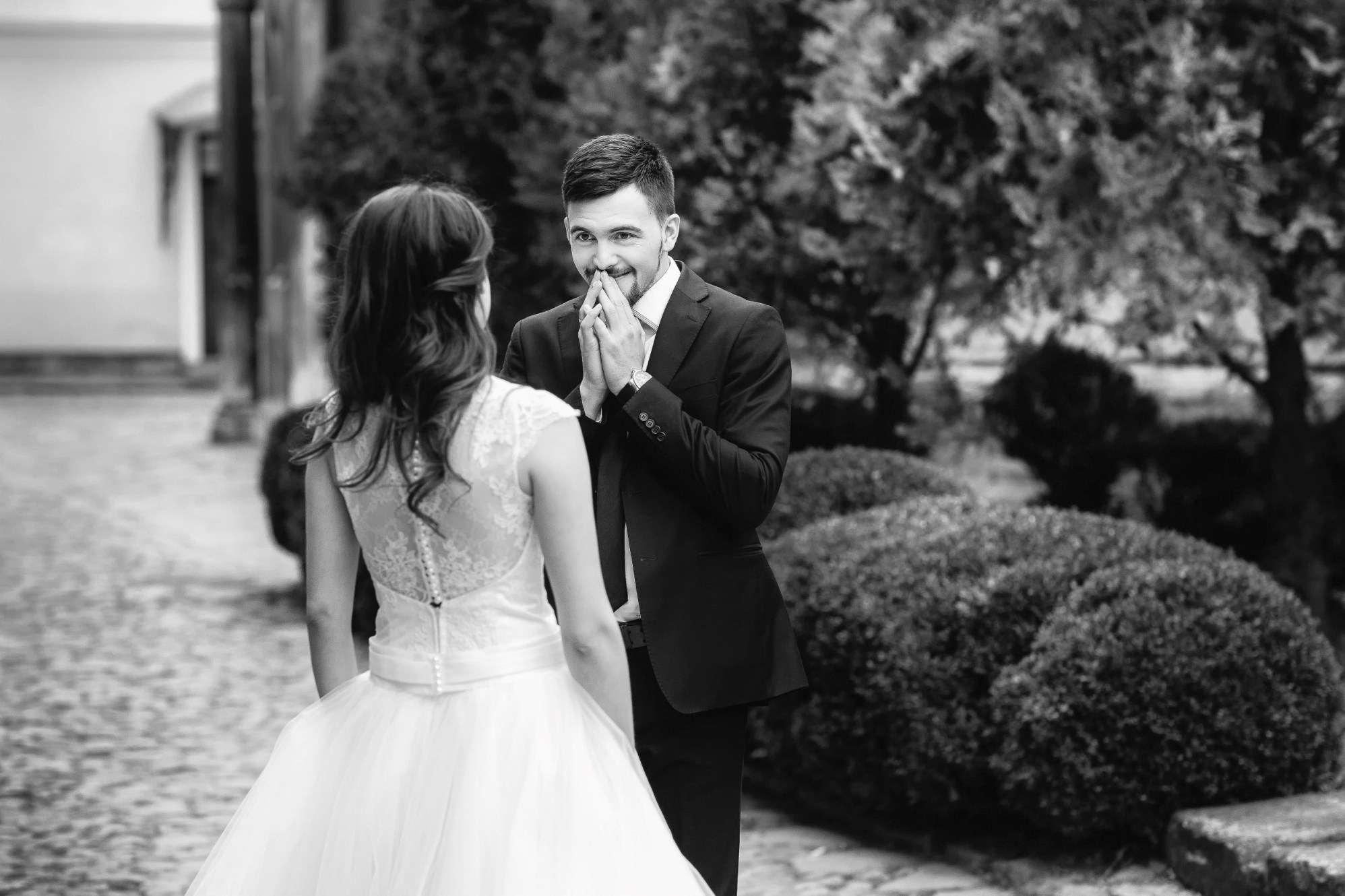 WEDDING ART PHOTOGRAPHY BLACK AND WHITE AND COLOUR PART 3 005993 (Custom)
