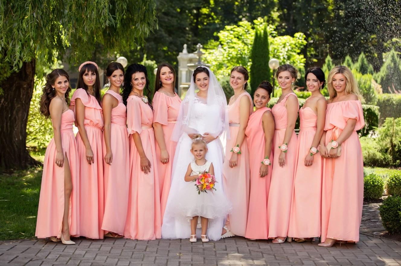 CANON WEDDING BRIDESMAIDS WITH BRIDE PHOTO AWARDS 003425 (Custom)