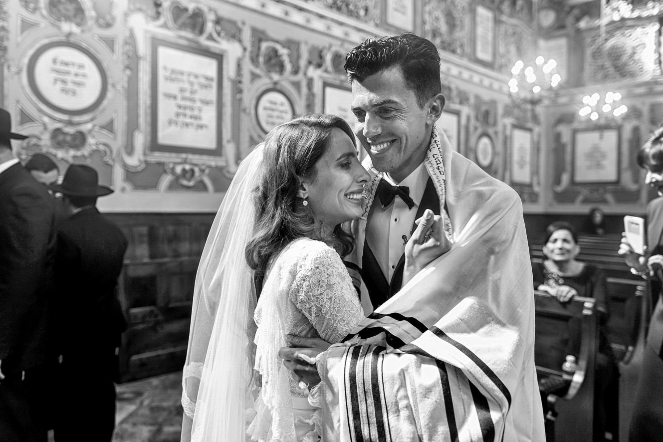 JEWISH WEDDING ART PHOTOGRAPHY 009281 (Custom)