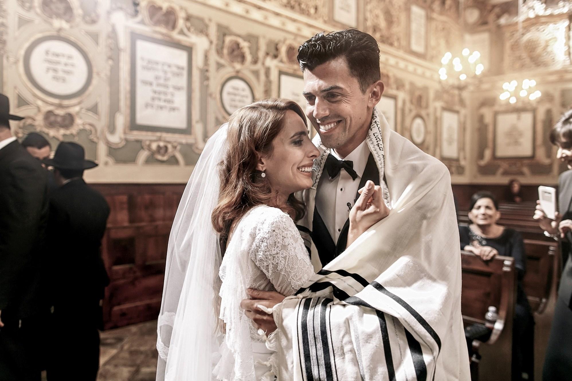 JEWISH WEDDING ART PHOTOGRAPHY 009301 (Custom)